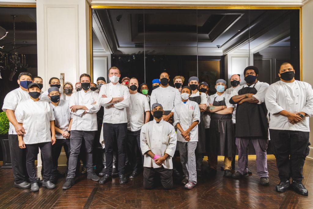 Alex Dilling - Culinary Team